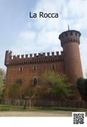 immagine della Rocca del Borgo Medievale di Torino