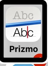 immagine del logo di prizmo