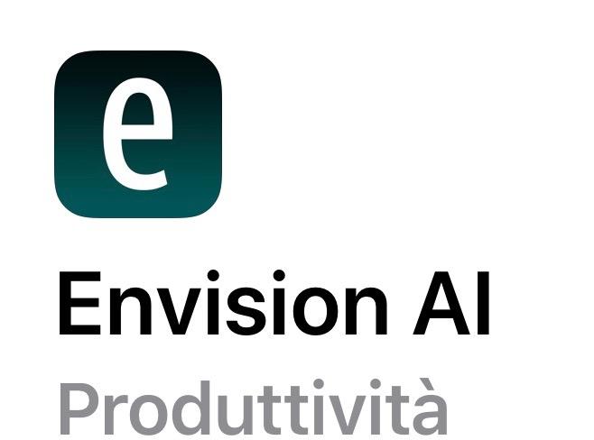 immagine del logo di Envision ai